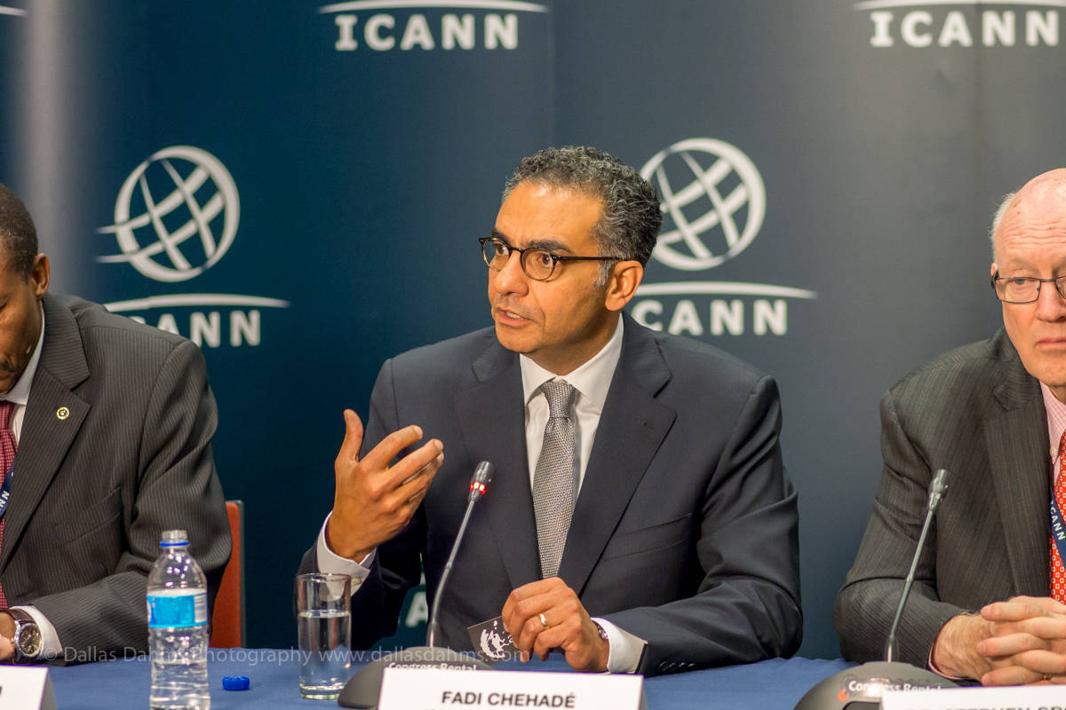 Event Photography at ICANN 47